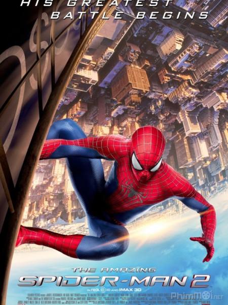 Người nhện siêu đẳng 2: Sự trỗi dậy của Người Điện - The Amazing Spider-Man 2: Rise of Electro