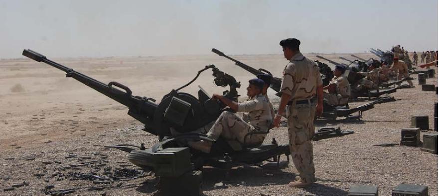 اكبر و اوثق موسوعة للجيش العراقي على الانترنت Zu232+training