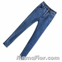 Pantalones jeans Azul clásico