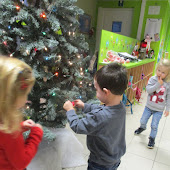 K1A thema Kerstmis