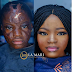 Wonderful Glam Touch: Picture of Candle fire burn victim who got a make over from popular make up artist goes viral