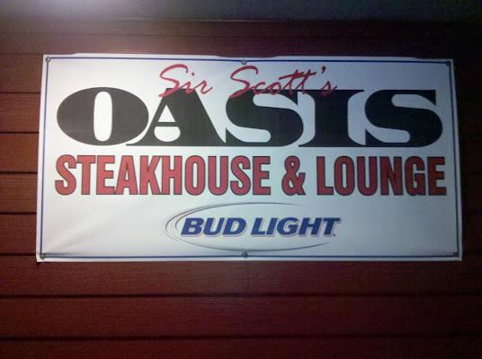 Sir Scott's Oasis Steakhouse & Lounge