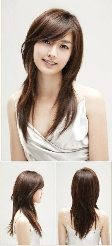 Miraculous Layered Haircut Ideas For Long Straight Hair Best Layered Short Hairstyles Gunalazisus