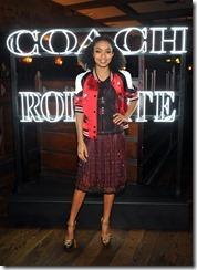 HOLLYWOOD, CA - MARCH 30:  Actor Yara Shahidi attends the Coach & Rodarte celebration for their Spring 2017 Collaboration at Musso & Frank on March 30, 2017 in Hollywood, California  (Photo by Donato Sardella/Getty Images for Coach)