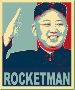 kim jong un rocketman