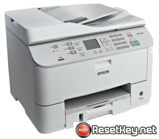 Reset Epson WorkForce WP-4595 printer Waste Ink Pads Counter