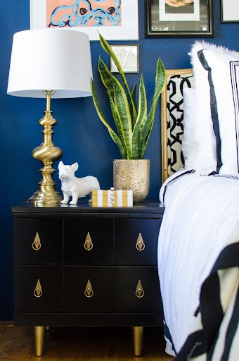 Decorate Your Nightstand With A Small Figurine