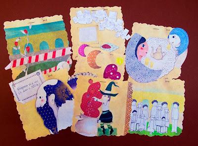 il·lustracions originals d'Anna Terricabras
