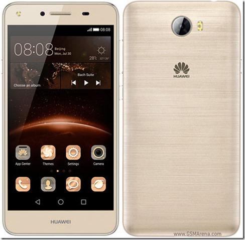 Huawei Y5 II, Ponsel 4G LTE dengan Dual LED Flash