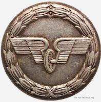 158f Medaille für treue Dienste bei der Deutsche Reichsbahn in Silber www.ddrmedailles.nl