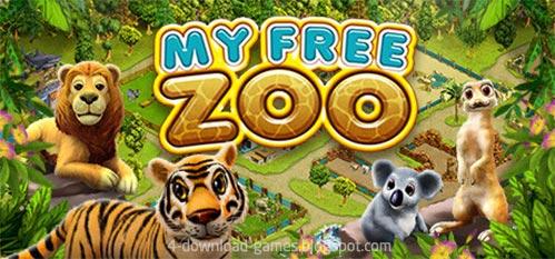 لعبة حديقة الحيوان My Free Zoo
