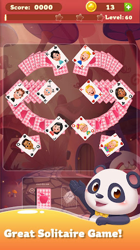 Panda Solitaire K 1.1.30 screenshots 4