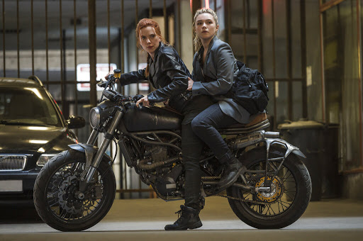 For Johansson, fans, 'Black Widow' is a decade in the making