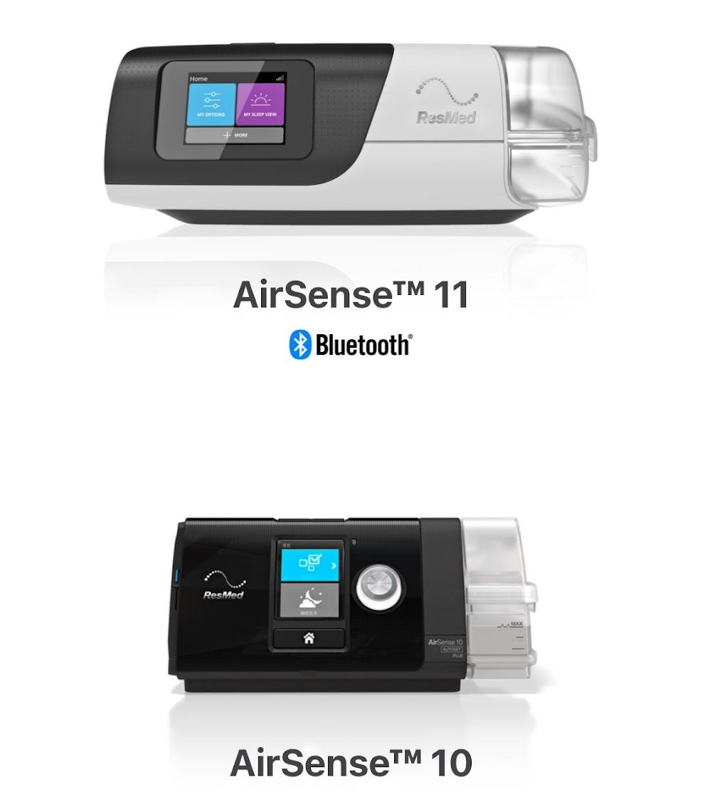 Czy tak będzie wyglądał nowy ResMed AirSense 11?