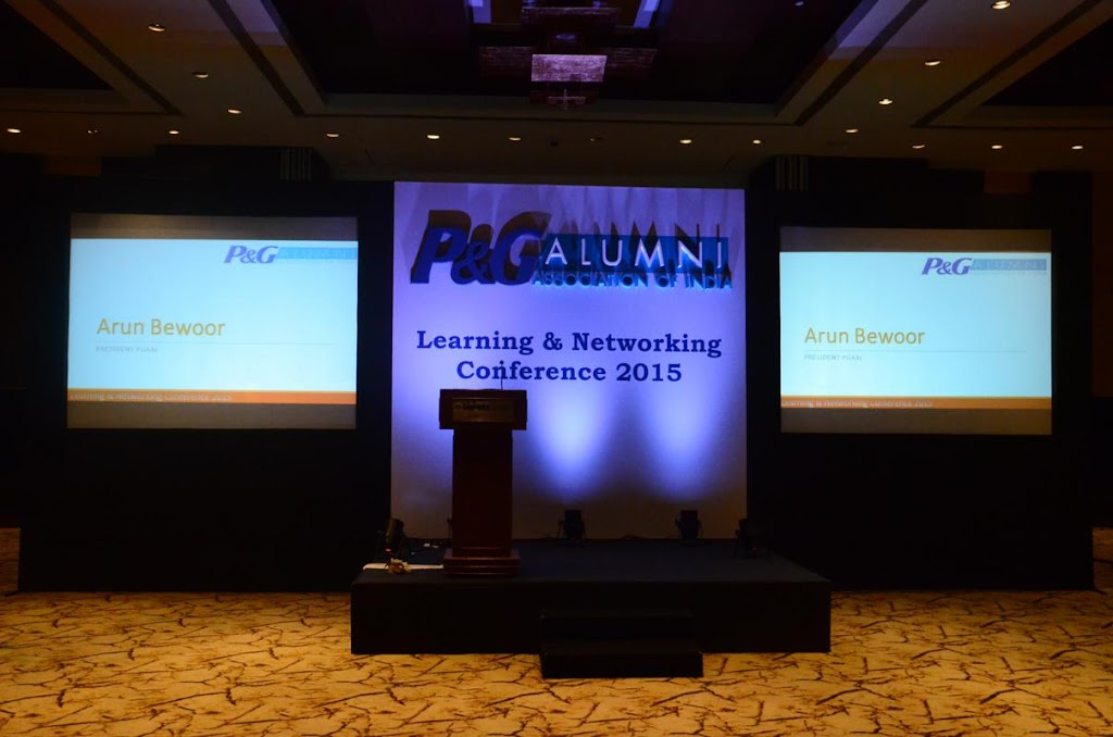 P & G Alumni - Learning and Networking Conference 2015 - 4