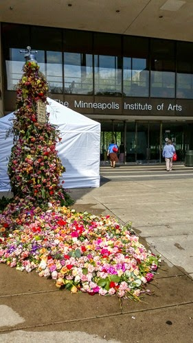 Art in Bloom at MIA 2015