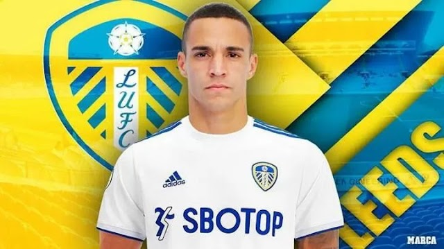 Spain Rodrigo Signs For Leeds From Valencia