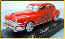 4525 Chrysler Windsor Pompiers 1946