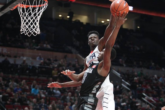BASKETBALL:MOHAMED BAMBA IS FIT TO PLAY TEXAS BASKETBALL