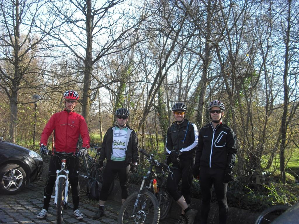 Spessart-Biker Tour am 14.11.2010