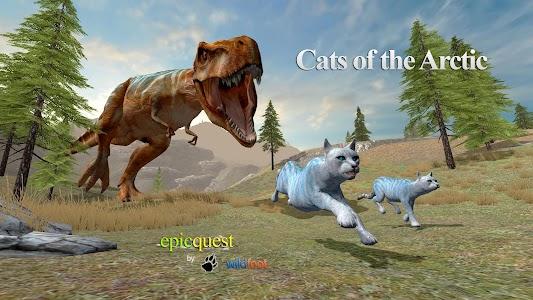 Cats of the Arctic screenshot 1