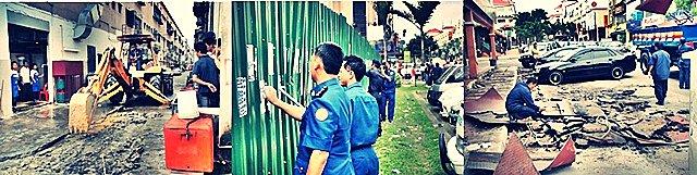 Operasi Zon Bersih