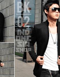 indonesia shop bk02 blazer korean black style compressor
