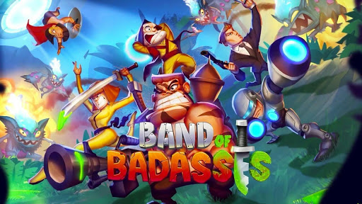 Download Band of Badasses: Run & Shoot v1.0.0n APK - Jogos Android