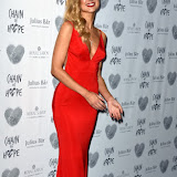 OIC - ENTSIMAGES.COM - Kimberley Garner at the   Chain Of Hope Annual Ball  London Friday 20Th November 2015 Photo Mobis Photos/OIC 0203 174 1069