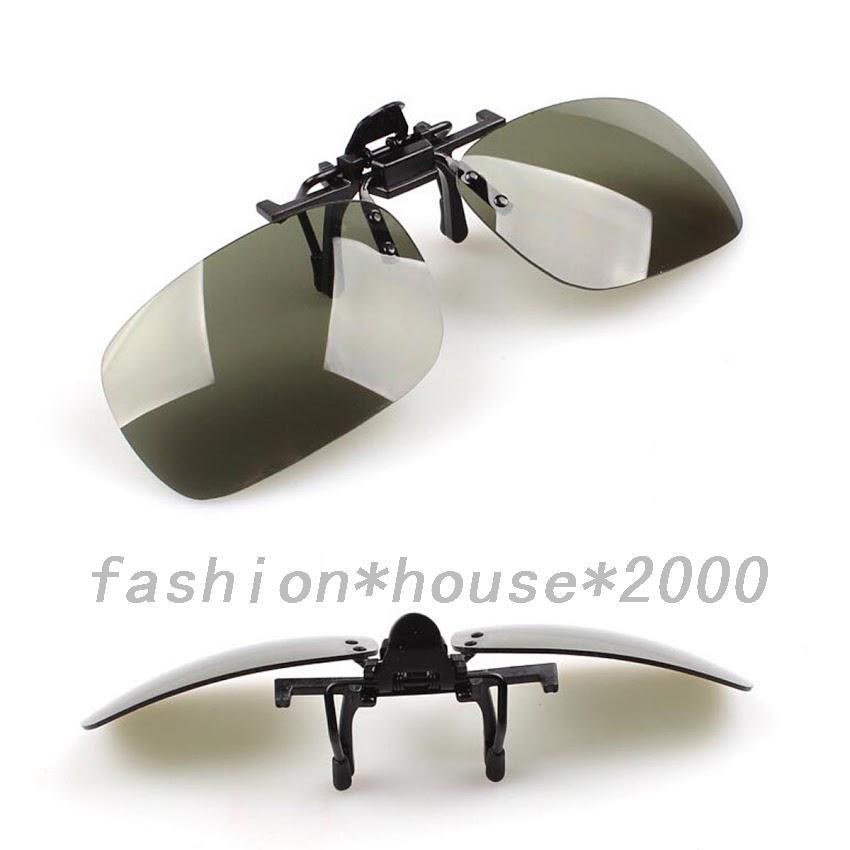 uv schutz sonnenbrille brillenaufsatz f r brillentr ger. Black Bedroom Furniture Sets. Home Design Ideas