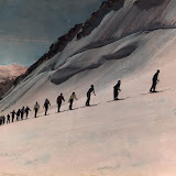 UBC Ski Team - 1940's Era