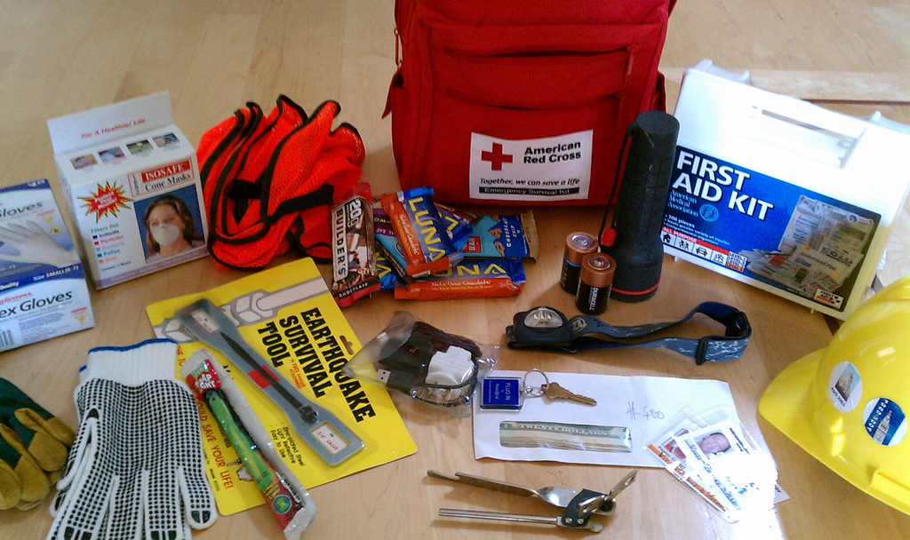 Survival Kit by Global X via Flicker