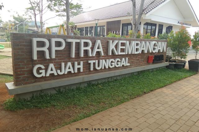 RPTRA Kembangan Jakarta Barat
