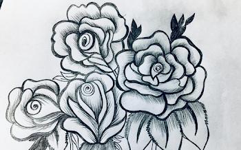 4 Roses Tattoo