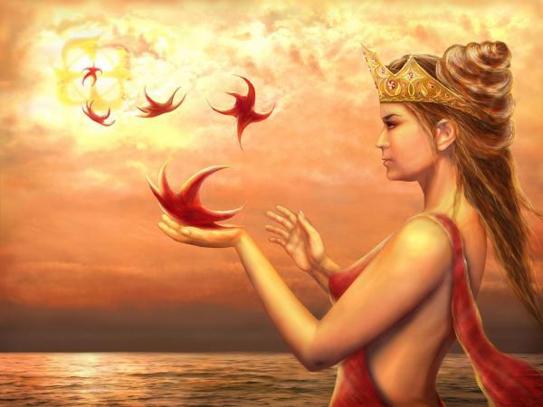 Pleasant Pixie Of Light, Fairies 4