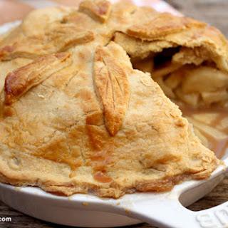 Homemade Double Pie Crust.