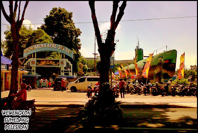 Monumen Kapal Selam, Kota Surabaya, Jawa Timur