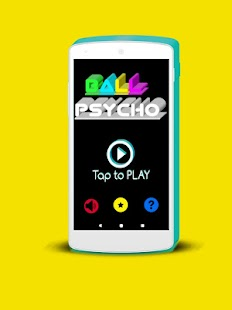 Ball Psycho - The Impossible (No Ads) Screenshot