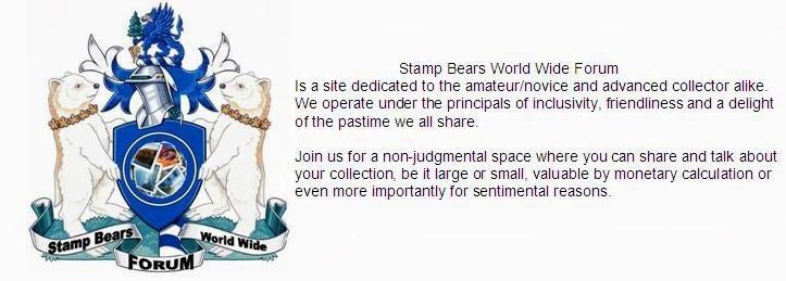 Stamp Bears