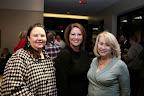 Lisa Pelletier, Tonya Meyer and Carolyn Morris at the reception.