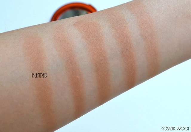 Clarins Summer Bronzing Compact Aquatic Treasures Collection Summer 2015 Review Swatches (3)