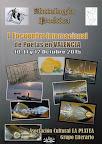 'I Encuentro de Poetas en Valencia'. Colaboración de Carmen Carrasco. Asociación Cultural la Platea. Grupo Literario