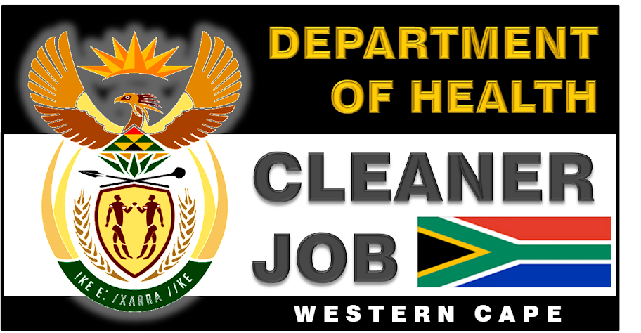 GOVERNMENT JOB CLEANER