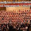 2016.05.14. Pünkösdi koncertek