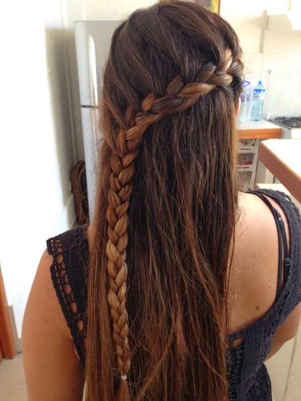Peinados Faciles De Hacer Elegante Peinados Faciles Hacer En Casa