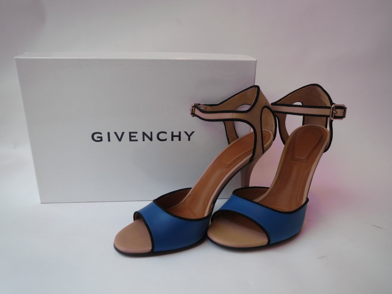 Givenchy Colorblock Sandals