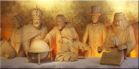 Figuras de mazapán (Niederegger Marzipansalon) - Lübeck