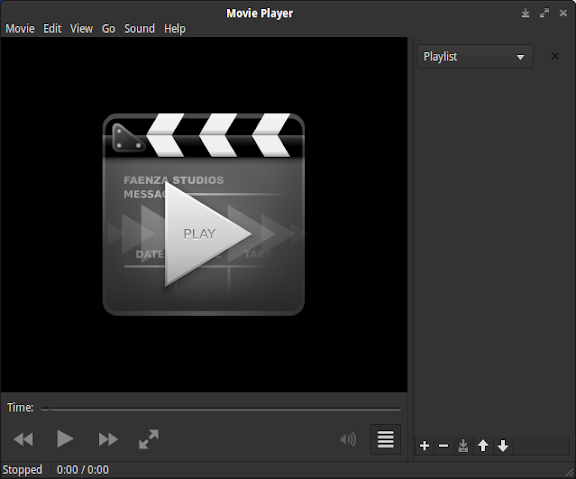 Movie Player Milik Gnome
