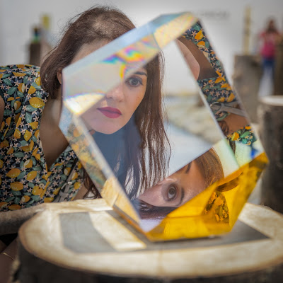il prisma e il riflesso di kareas
