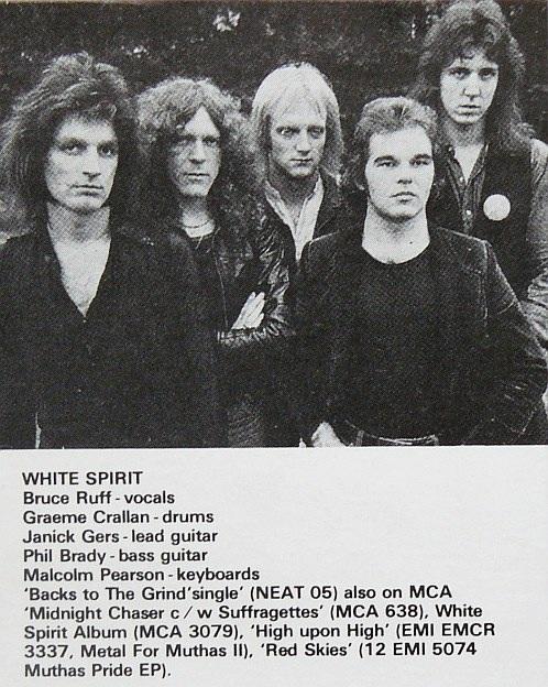 White Spirit-1981